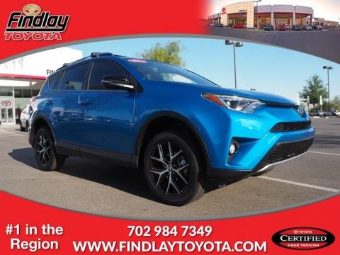 Certified Pre-Owned 2018 Toyota RAV4 SE AWD