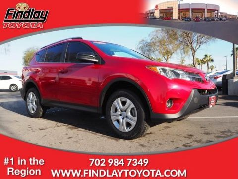 Certified Pre-Owned 2015 Toyota RAV4 BSE FWD Sport Utility