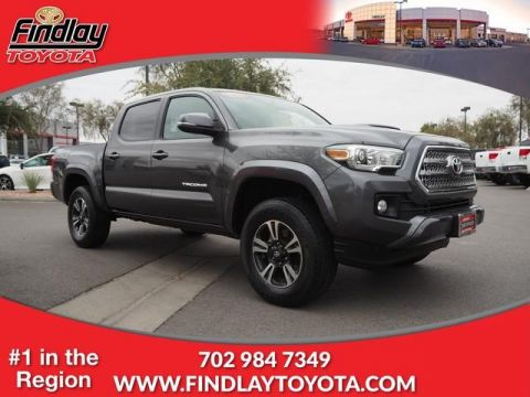 Certified Pre-Owned 2016 Toyota Tacoma TRS RWD Crew Cab Pickup