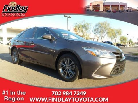 Certified Pre-Owned 2015 Toyota Camry SE FWD 4dr Car