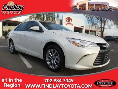 Certified Pre-Owned 2017 Toyota Camry XLE Auto FWD 4dr Car