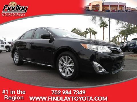 Certified Pre-Owned 2014 Toyota Camry XLE FWD 4dr Car