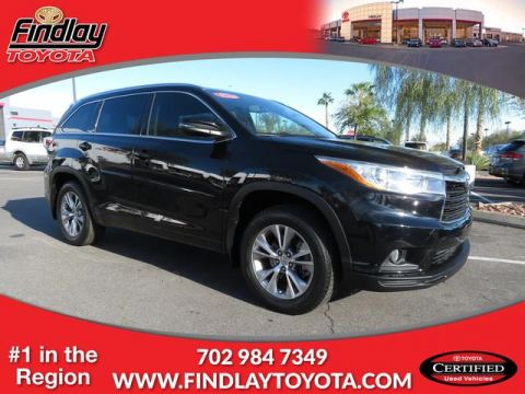 Certified Pre-Owned 2015 Toyota Highlander L AWD