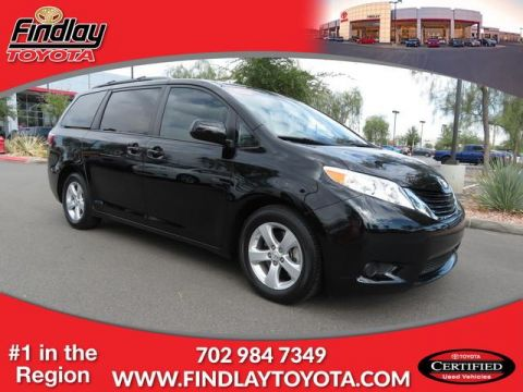 Certified Pre-Owned 2015 Toyota Sienna 5dr 8-Pass Van LE FWD FWD Mini-van, Passenger