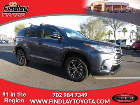 Certified Pre-Owned 2017 Toyota Highlander BSE FWD Sport Utility
