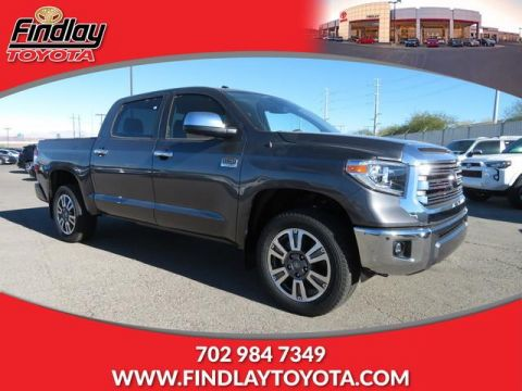 New 2018 Toyota Tundra 4WD 1794 Edition CrewMax 5.5' Bed 5.7L 4WD