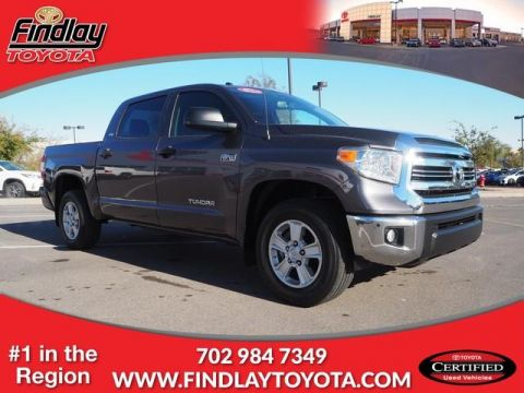 Certified Pre-Owned 2017 Toyota Tundra SR5 RWD Crew Cab Pickup
