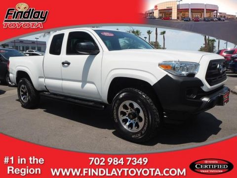 Certified Pre-Owned 2017 Toyota Tacoma STD RWD Extended Cab Pickup