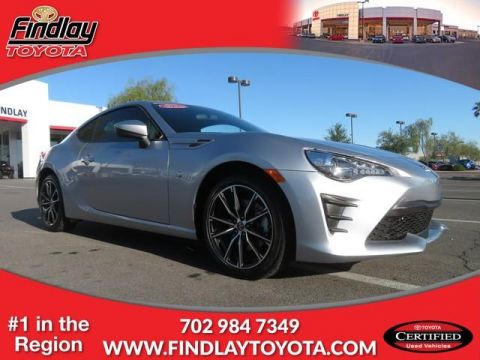 Certified Pre-Owned 2017 Toyota 86 STD RWD 2dr Car