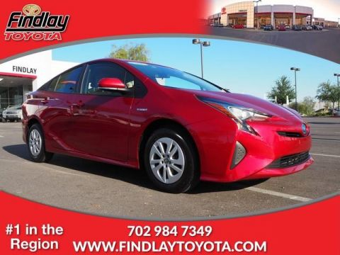 Certified Pre-Owned 2017 Toyota Prius STD FWD 4dr Car