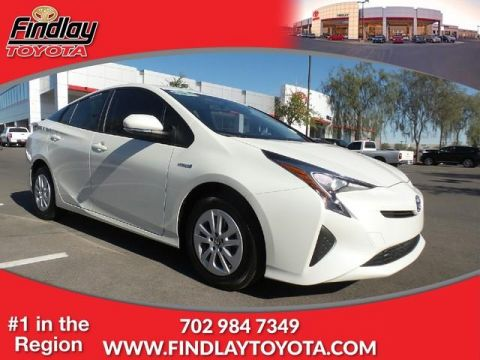 Certified Pre-Owned 2016 Toyota Prius 5dr HB Two FWD 4dr Car