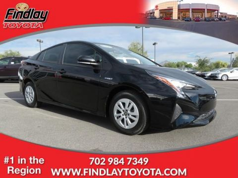 Certified Pre-Owned 2016 Toyota Prius STD FWD 4dr Car