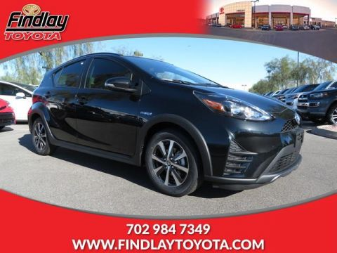 New 2018 Toyota Prius c Two FWD 4dr Car
