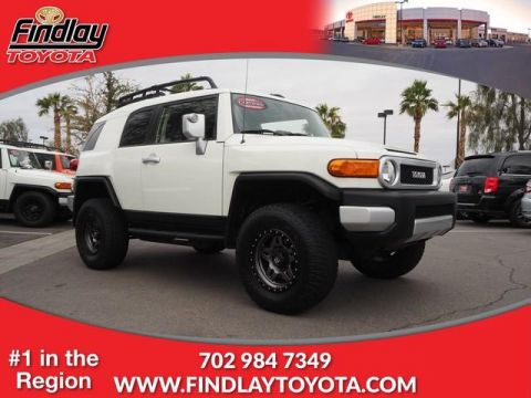Certified Pre-Owned 2014 Toyota FJ Cruiser BSE 4WD