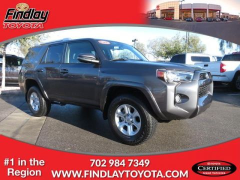Certified Pre-Owned 2017 Toyota 4Runner SP 4WD
