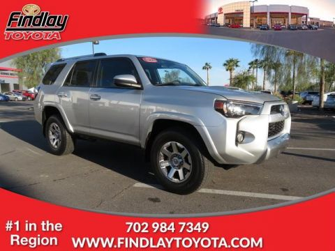Certified Pre-Owned 2014 Toyota 4Runner CUS 4WD