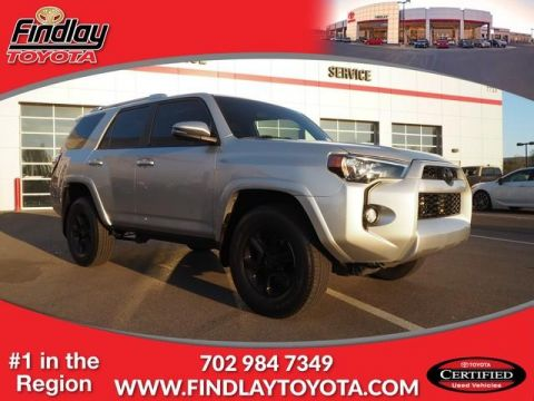 Certified Pre-Owned 2016 Toyota 4Runner SP 4WD