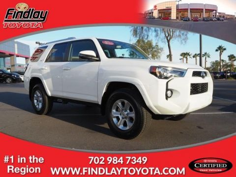 Certified Pre-Owned 2018 Toyota 4Runner SP