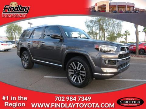 Certified Pre-Owned 2015 Toyota 4Runner SR5 4WD