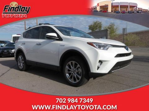 New 2018 Toyota RAV4 Hybrid Limited AWD AWD