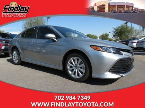 New 2018 Toyota Camry LE Auto FWD 4dr Car