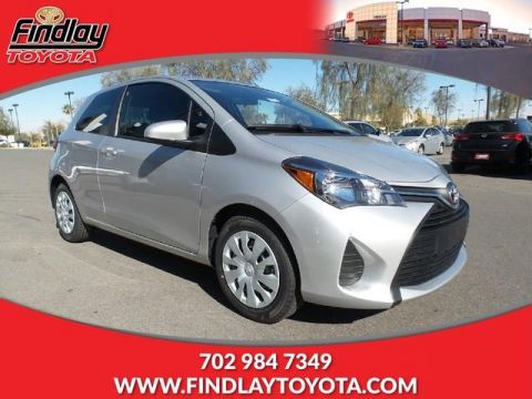 New 2017 Toyota Yaris 3-Door L Automatic (Natl)