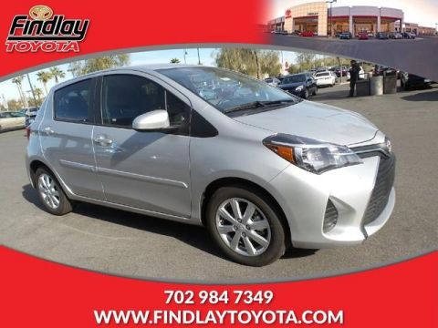 New 2016 Toyota Yaris 5dr Liftback Auto LE (Natl)