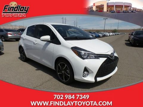 New 2017 Toyota Yaris 5-Door SE Automatic (Natl)