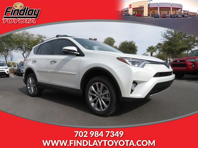 New 2018 Toyota RAV4 Limited AWD AWD