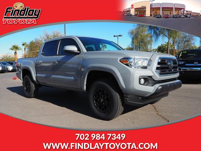 New 2019 Toyota Tacoma 2wd Sr5 Double Cab 5 Bed V6 At Double Cab In