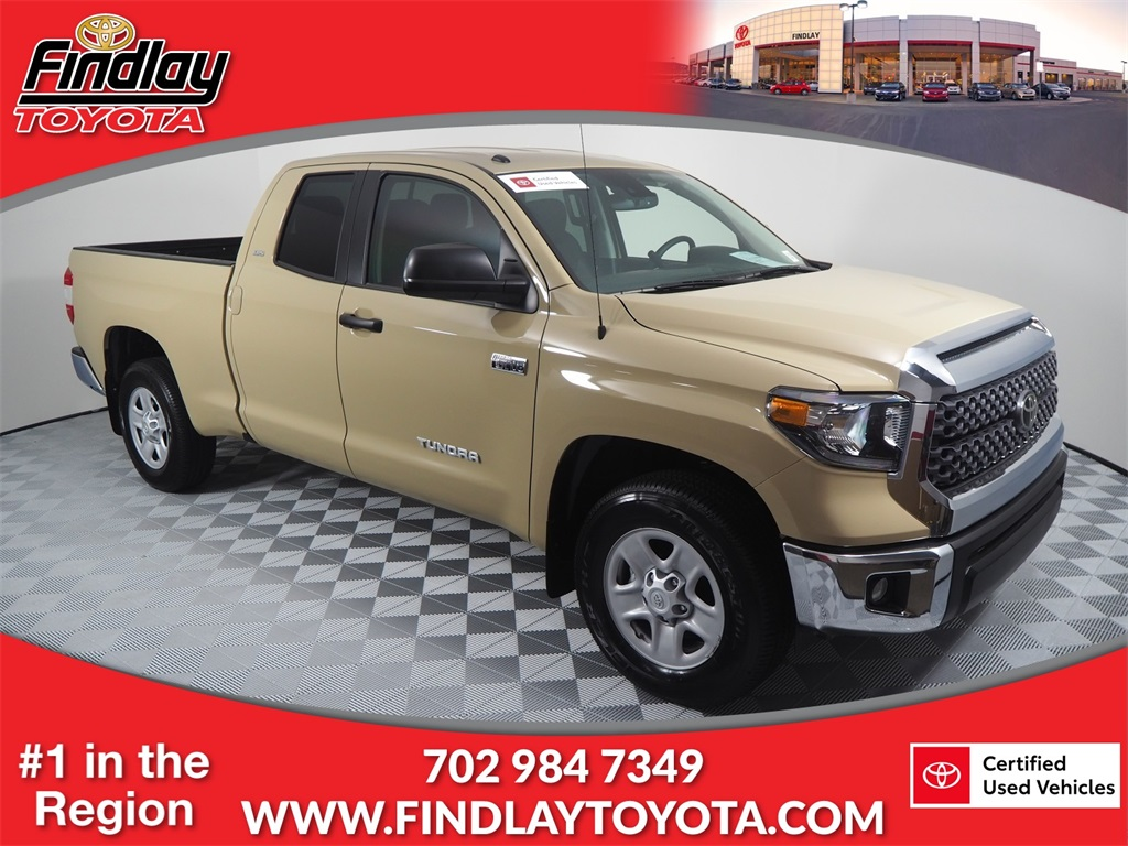 Certified Pre-Owned 2019 Toyota Tundra DLX