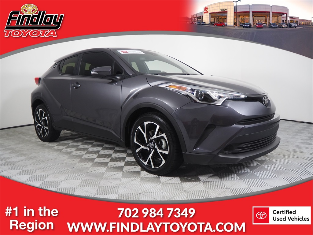 Certified Pre-Owned 2019 Toyota C-HR XLE
