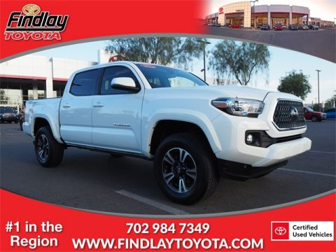 Certified Pre-Owned 2018 Toyota Tacoma TRS
