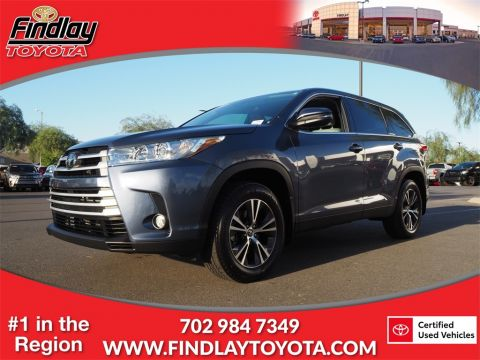 Certified Pre-Owned 2019 Toyota Highlander BSE